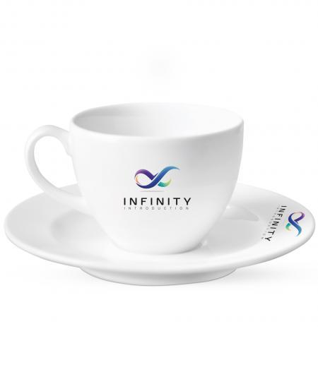Kaffeetasse aus Keramik 230 cc Ethan