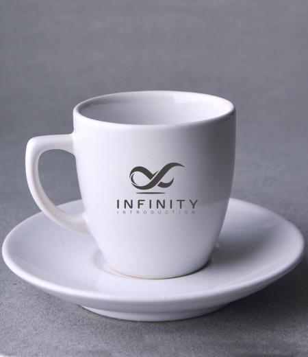Kaffeetasse aus Keramik 90 cc Brasil