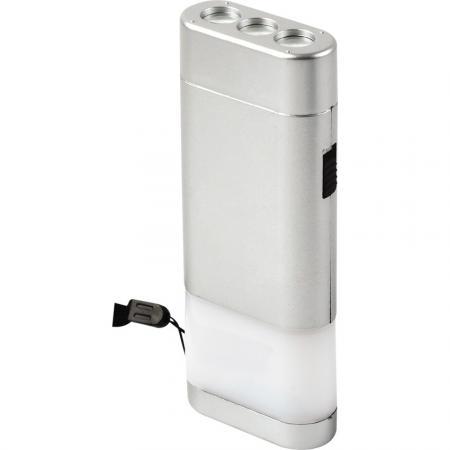 Metall Taschenlampe Terio