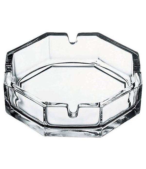 Aschenbecher aus Glas Ø11x3,3 cm Asunción