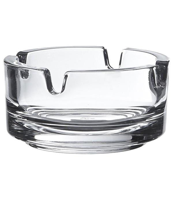 Aschenbecher aus Glas Ø7,2x3,7 cm Montevideo