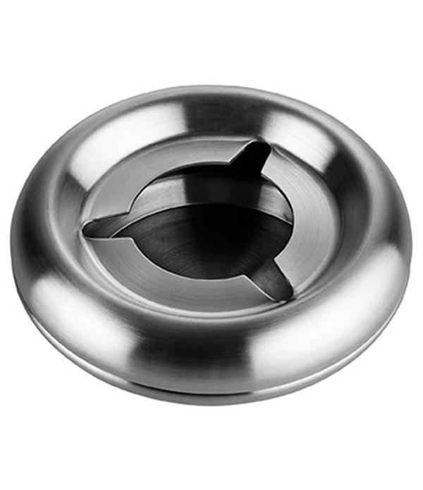 Aschenbecher aus Metall Ø13 cm Kampala