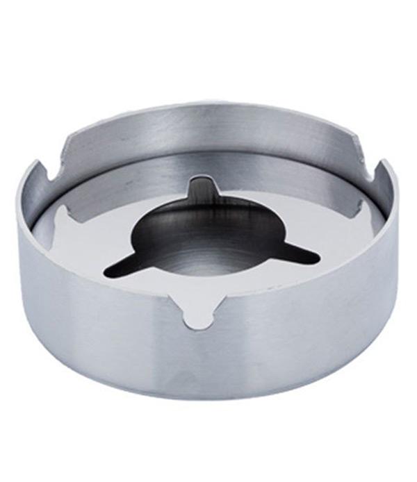 Aschenbecher aus Metall Ø8 cm Lomé