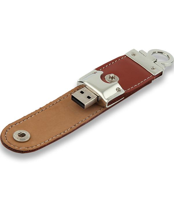 USB Stick Aubergine