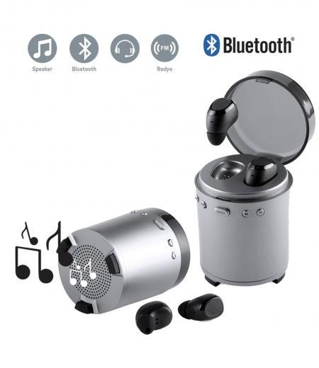 Bluetooth Kopfhörer mit Inkl. Lautsprecher Funtion Nikolay